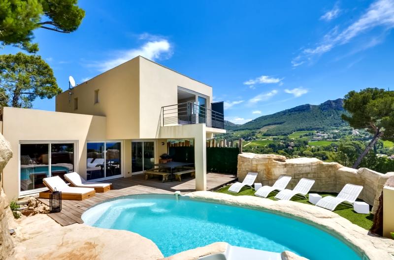 Villa / Maison luxe A pied de Cassis centre