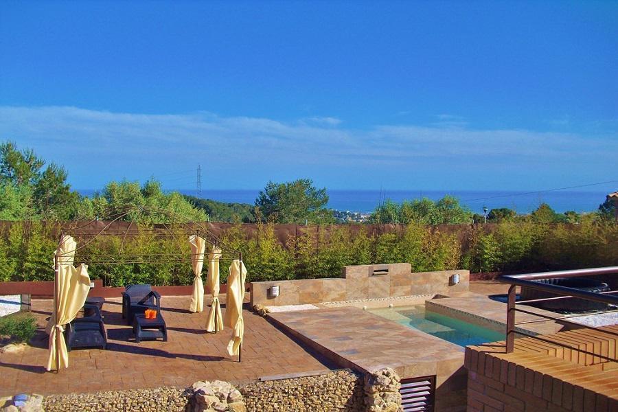 Location villa / maison calafell