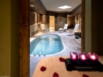 Appartement avec piscine commune