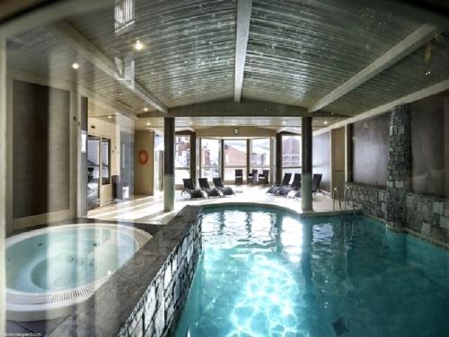 Apartment En haut to rent in Val Thorens