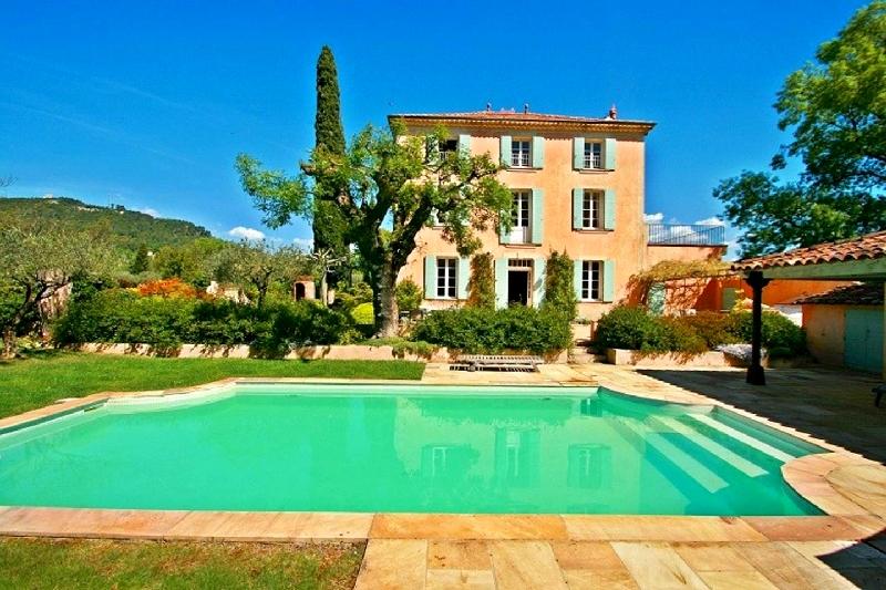 Château luxe La belle demeure
