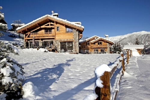 Chalet isonoe to rent in courchevel 1550