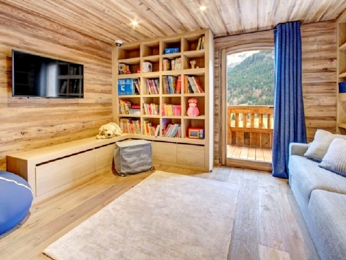 Chalet for 18 people