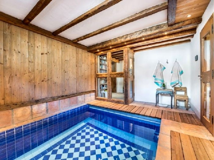 Chalet Val d'Isere piscine privé to rent in Val d'Isère