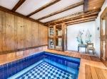 Chalet Val d'Isere piscine privé to rent in Val d'Isère