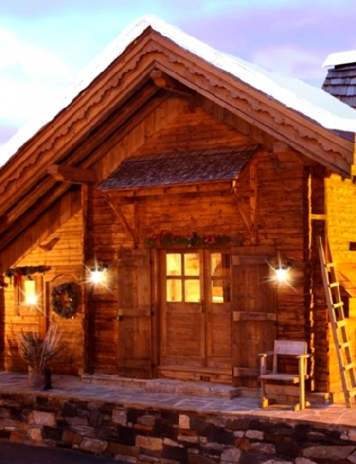 Chalets Foin to rent in Courchevel 1650