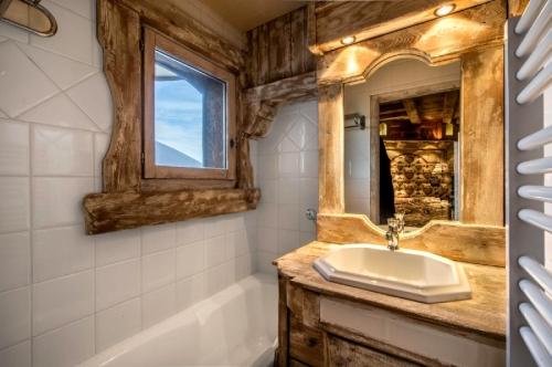 Apartment ambiance bois