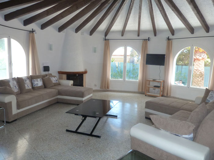 Rent independent house  spain