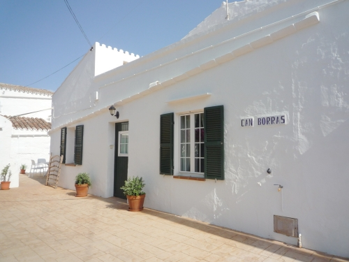 Hiszpania : mn1002 - Casa borrina