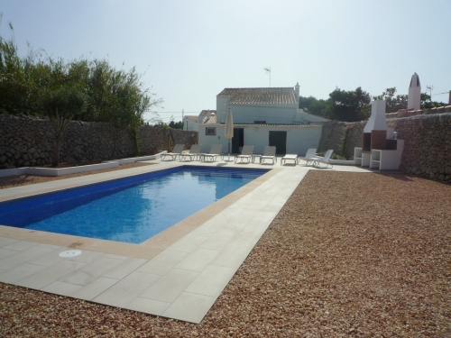 Holiday in house : menorca