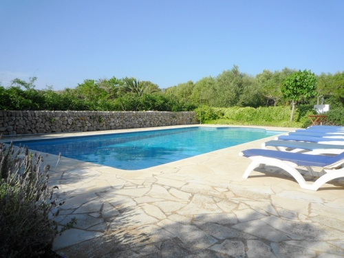 Villa / house finca classica to rent in alaior