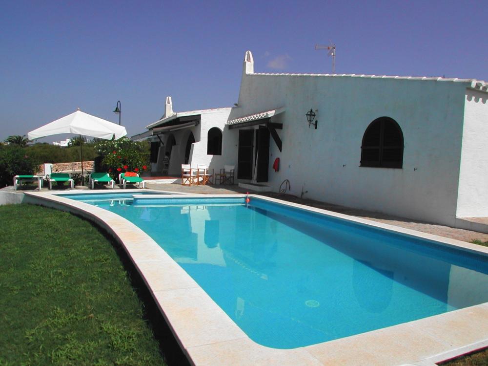 Location villa / maison binibeca