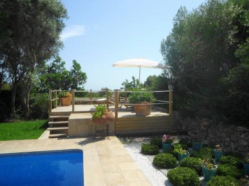 Villa / house marietta to rent in sant climent