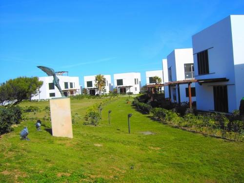 Holiday rentals view garden