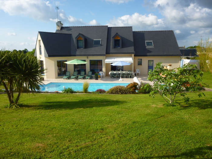 Villa / house Kermez to rent in La Foret Fouesnant