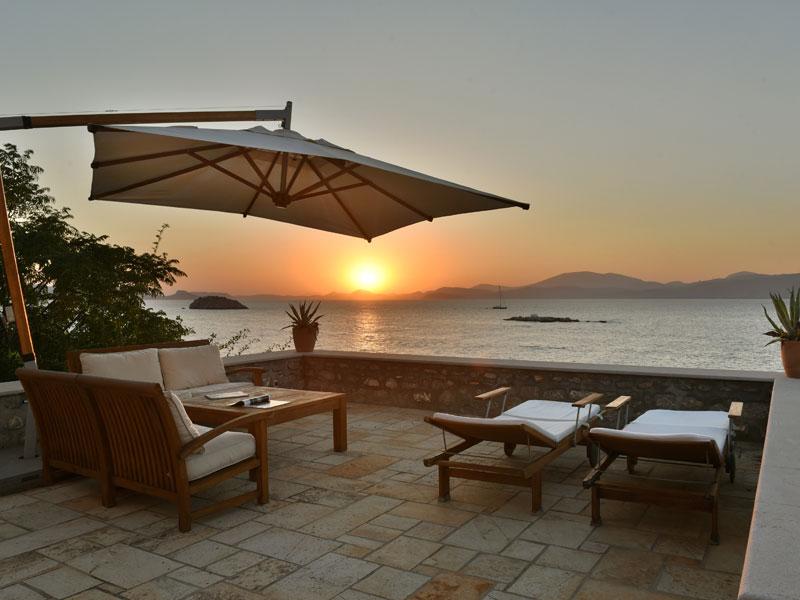 Villa / Maison Belle vue mer à louer à Kamini