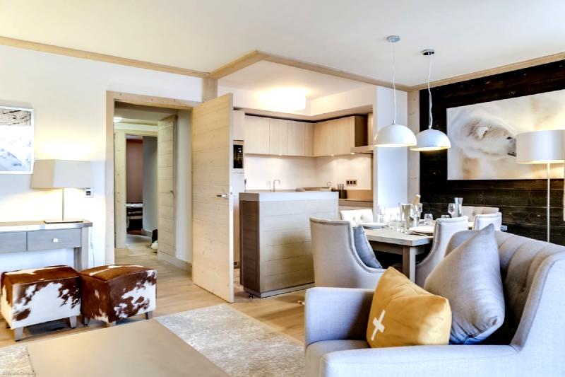 Séjour dans un appartement : alpes-savoie