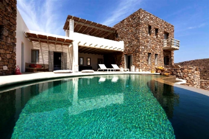 Villa / Maison Mer et Pierre à louer à Mykonos