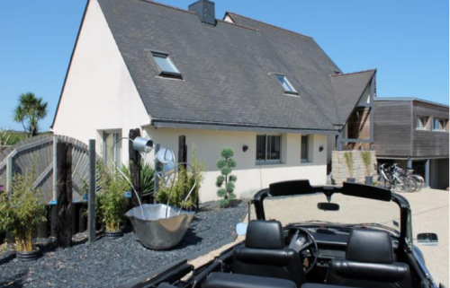 Rental villa / house kerport