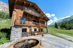 Chalet Pluton to rent in Val d'Isère