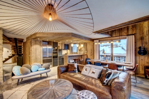Apartment Lune to rent in Val d'Isère