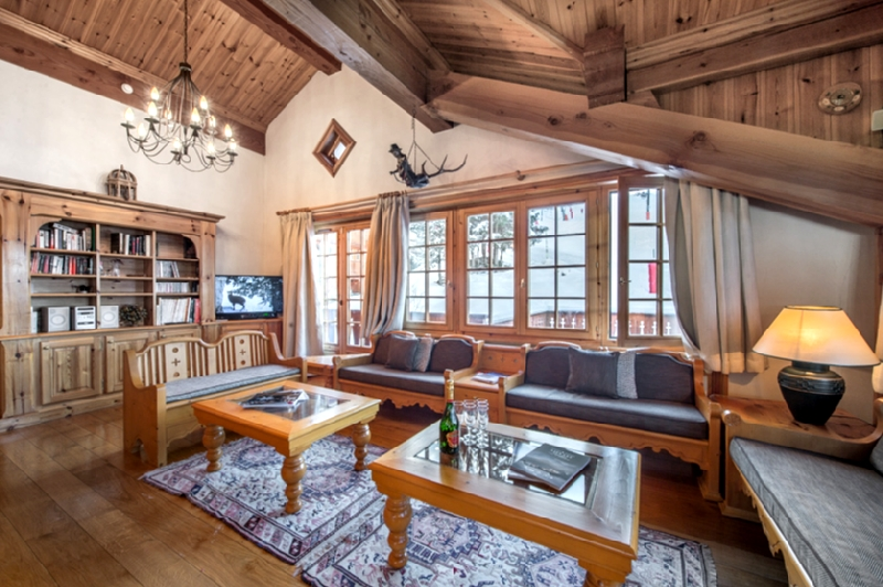 Location chalet uranus