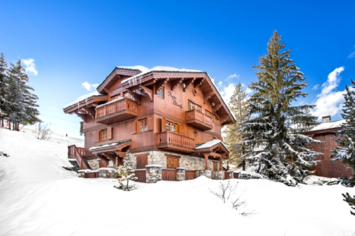 Chalet Uranus to rent in Courchevel 1650