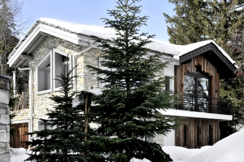 Chalets Neptune to rent in Courchevel 1550