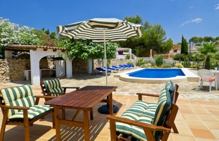 Villa / house Florita to rent in Benissa