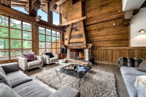 Chalets Umbriel to rent in Val d'Isère