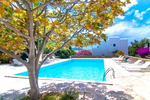 Réserver villa / maison mykonos villa pour 5