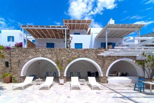 Villa / house Mykonos villa pour 5 to rent in Mykonos