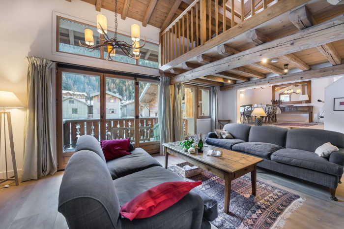 Chalet luxe Trinculo