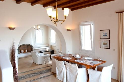 Villa / house kappas to rent in agios sostis, mykonos