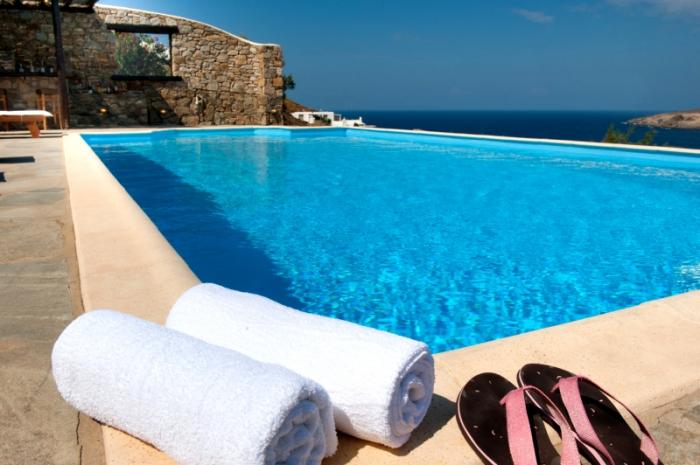 Villa / Haus White zu vermieten in Agios Sostis, Mykonos