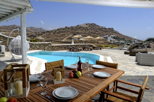 Holiday in house : mykonos