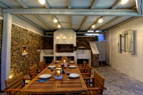 Rental villa / house harmony