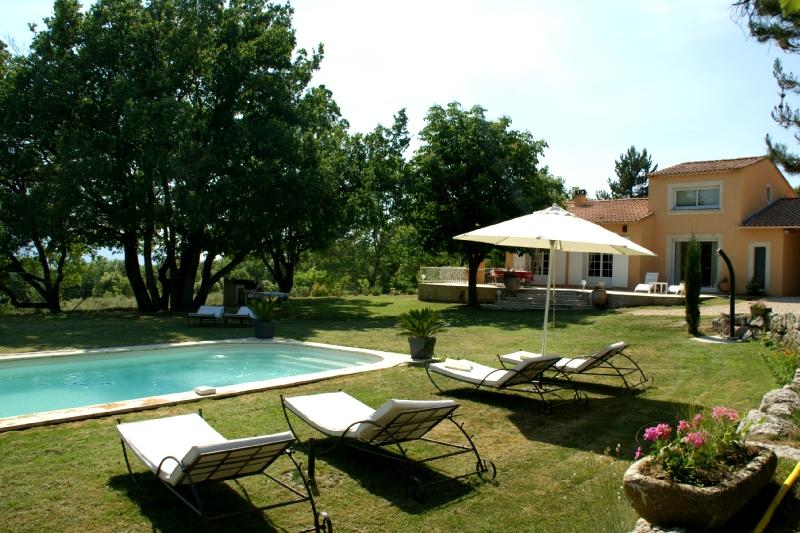Villa / Maison luxe Belle vue du Luberon