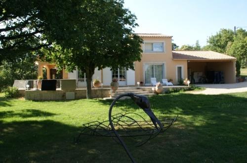 villa / maison belle vue du luberon