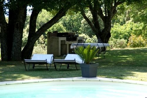 Location villa / maison belle vue du luberon