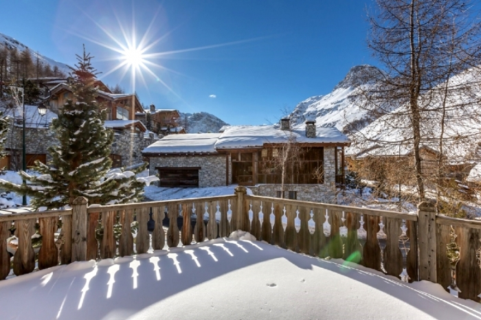 Chalet Cordelia to rent in Val d'Isère