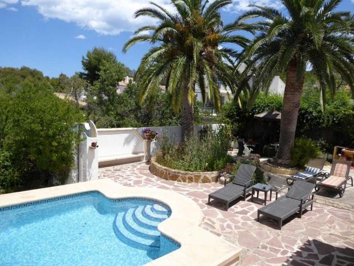 Villa / house MONET to rent in Javea
