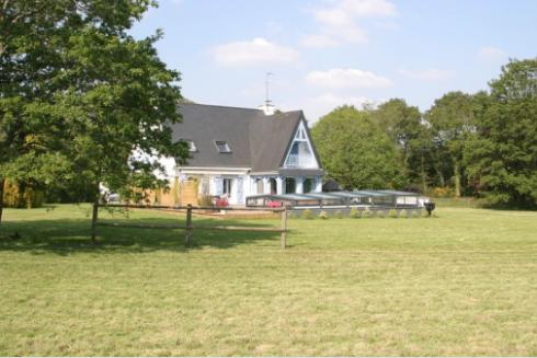 Location villa / maison une propriété bretonne