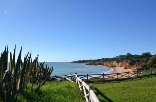villa à Olhos de Agua, vue : Mer