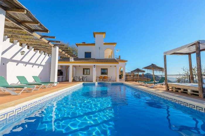 Villa / house Villa Jose 2 to rent in Comares