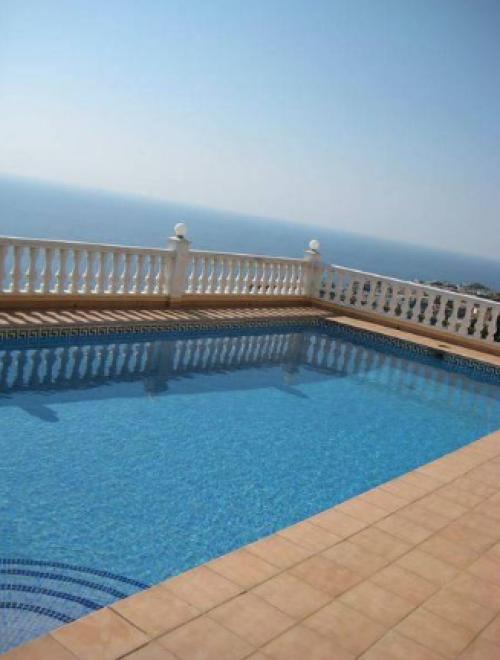 Location villa / maison vue mer