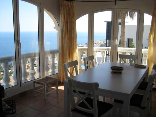 Réserver villa / maison vue mer