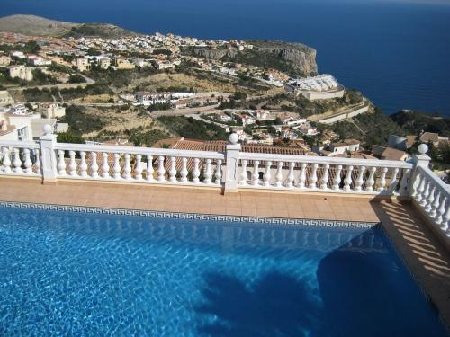 villa à La Cumbre del Sol, vue : Mer