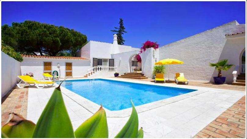 Villa / house marguerite to rent in  carvoeiro