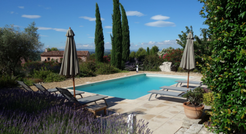 Villa / house SAMAU to rent in Gordes